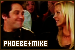 Friends - Phoebe + Mike: