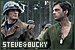 Captain America - Bucky + Steve: