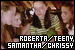 Now Then - Roberta + Teeny + Samantha + Chrissy: