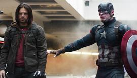 Bucky & Steve (Captain America)